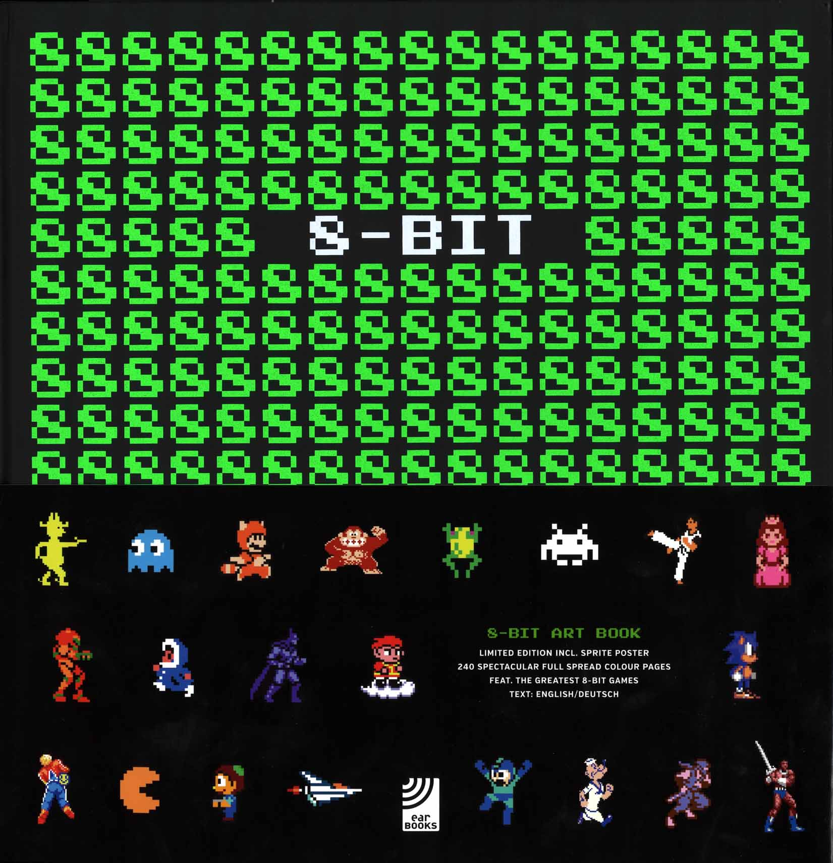 Das 8-Bit Art Book