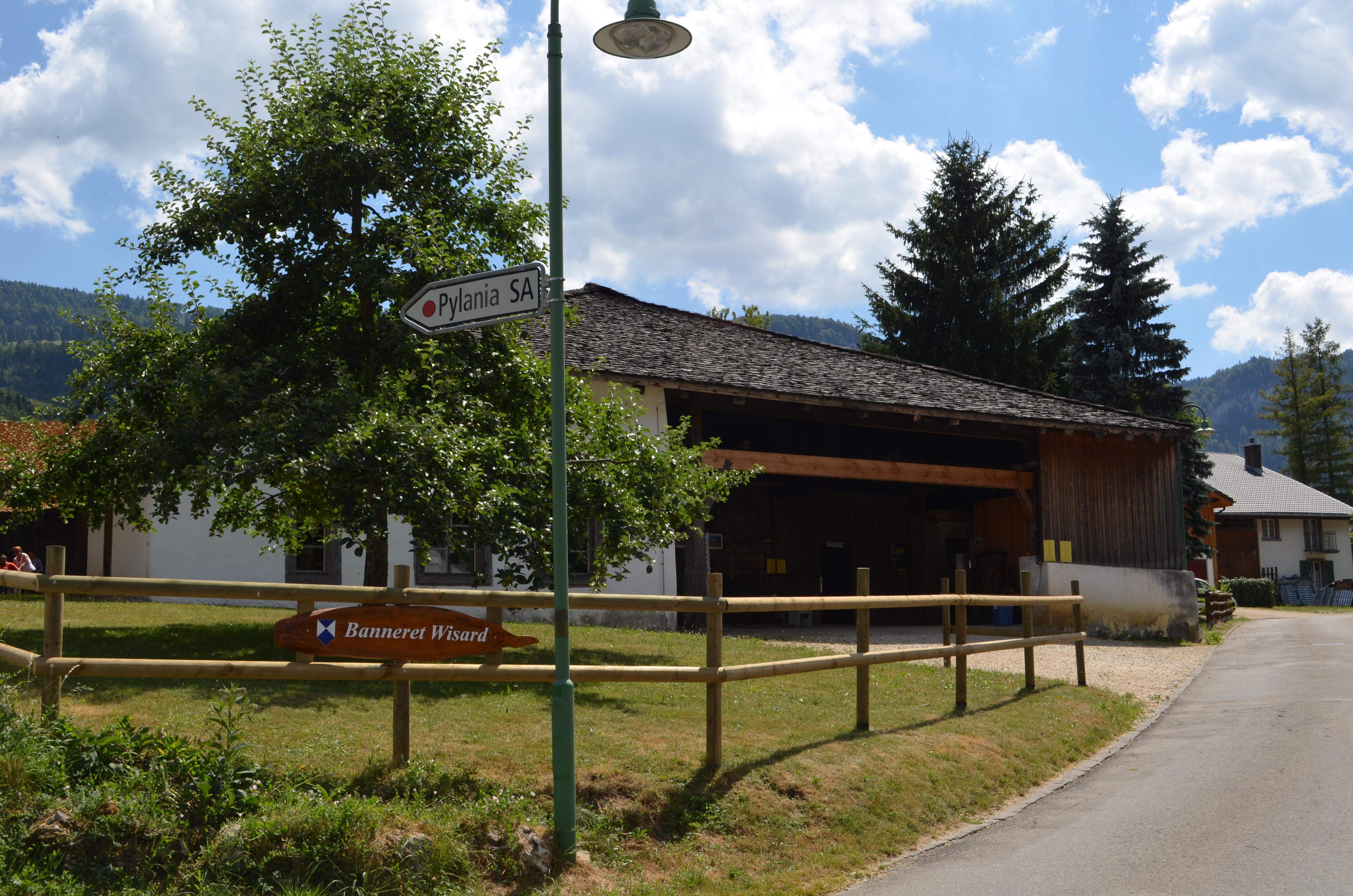 La Maison du Banneret Wisard